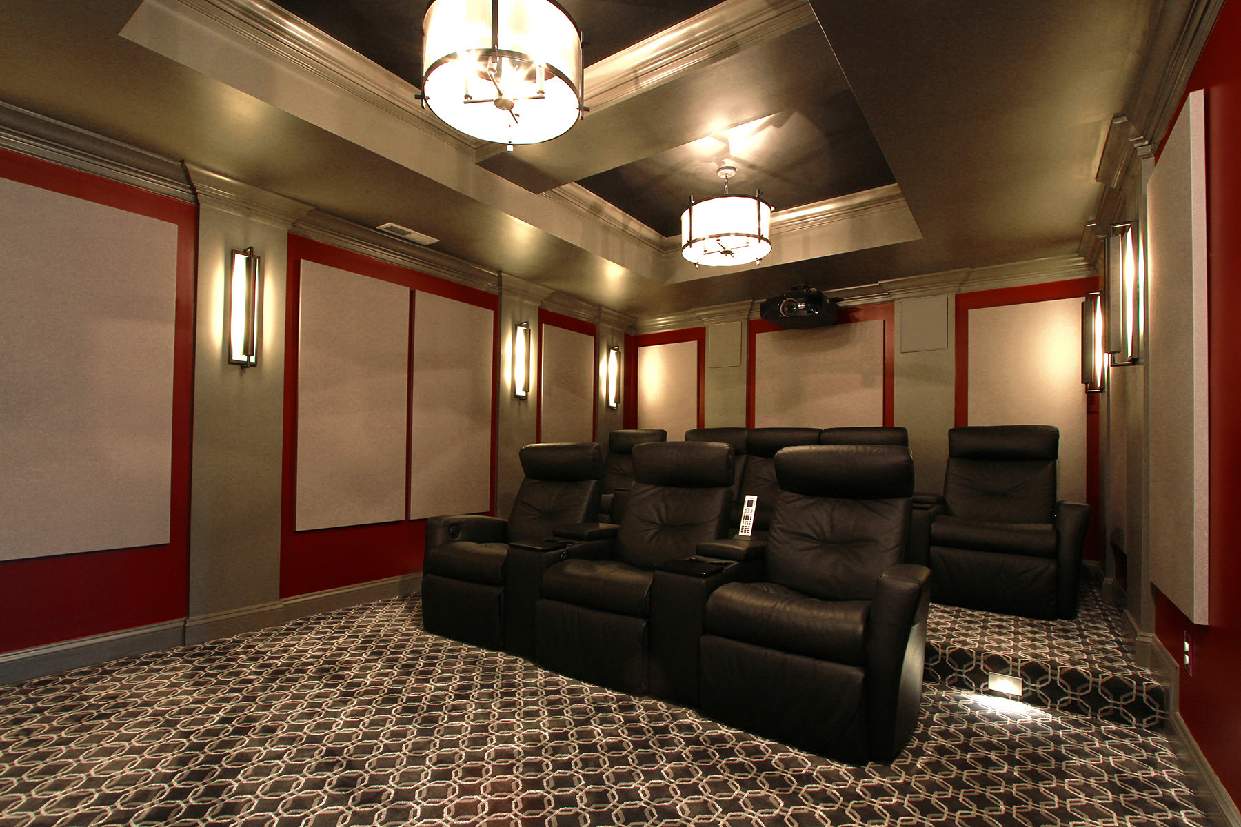 Mesmerizing best home theater design inspiration pics design ideas dievoon - Best home theater design inspiration ...