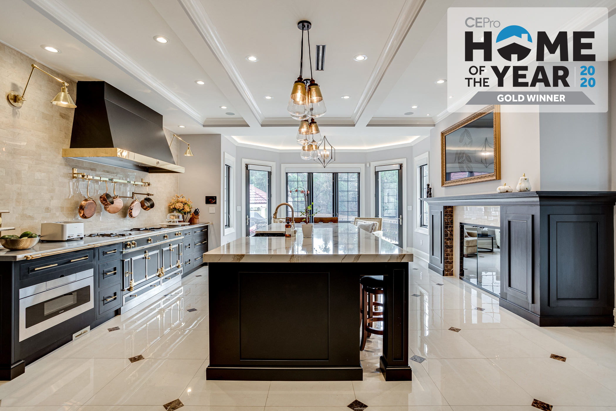 CE Pro 2020 Home of the Year: Gold Award Winner