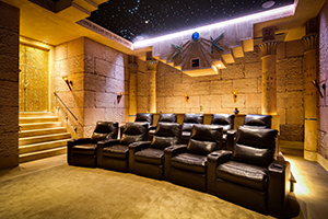 Egypt - Home Theatre for the Kings