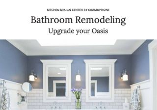 KDC Sept Newsletter - Bathroom Remodeling