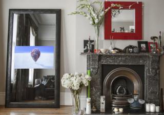 TV Mirrors Satisfy Many Needs