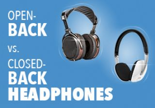 Open-Back vs. Closed-Back Headphones