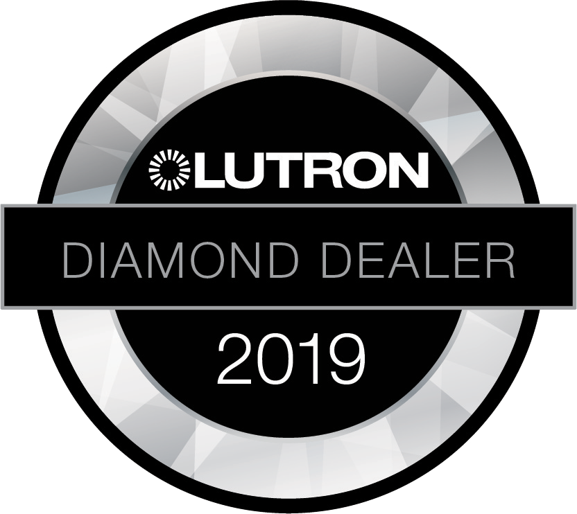 Lutron Diamond Dealer Status