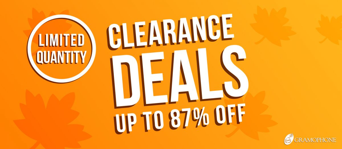 Clearance Deals - Sale - Offers