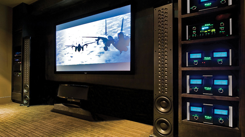 /McIntosh-westchester-I-one Home Theater system