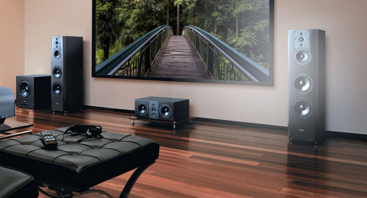 Sony Home Theater Speakers