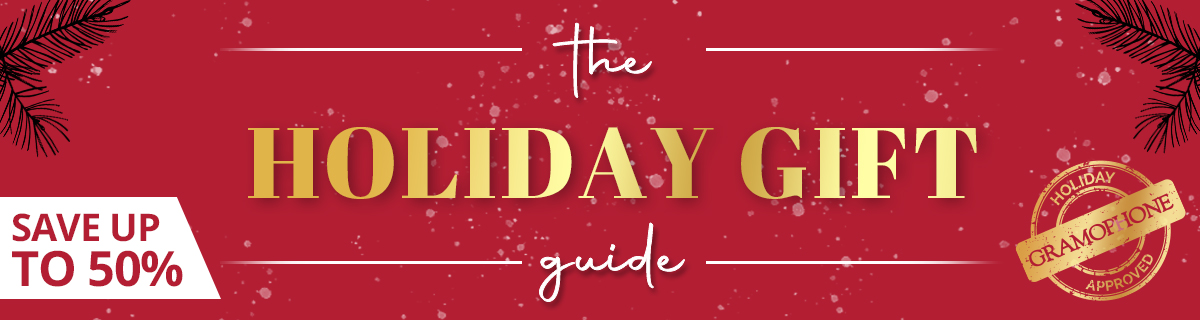 Gramophone Holiday Guft Guide 2020