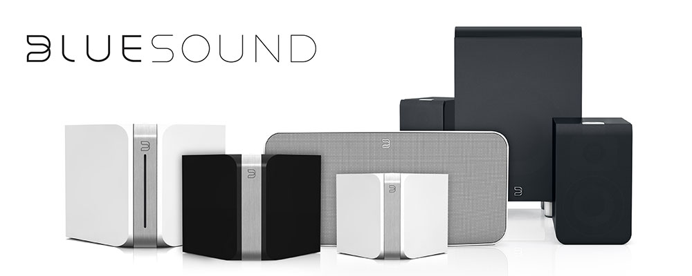 Bluesound audio