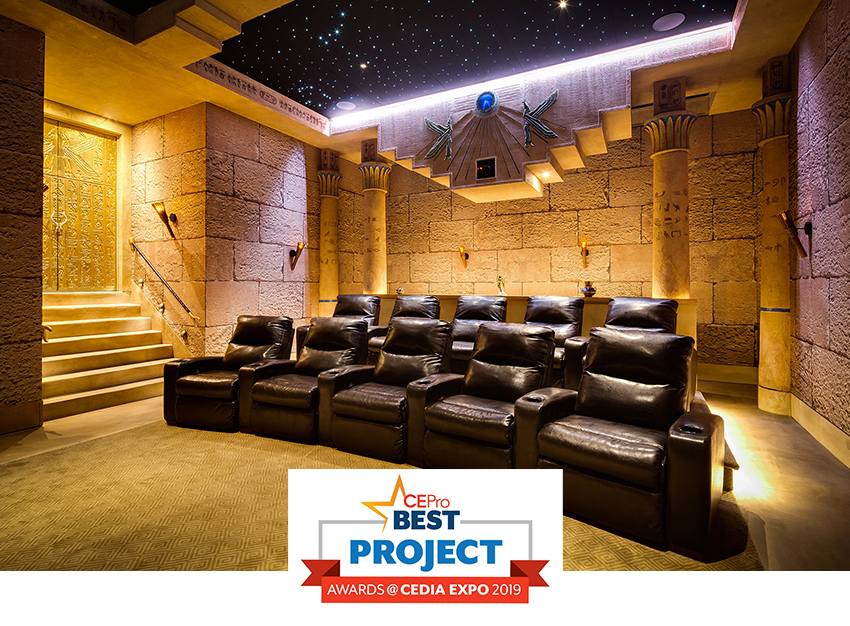 A theater for the kings gold winner project