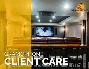 Gramophone Client Care Booklet