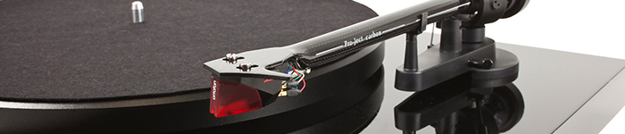 Gramophone - PRO-JECT DEBUT CARBON DC TURNTABLE