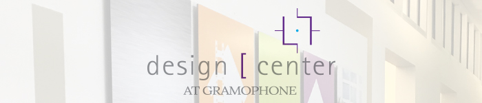 Gramophone - Design & Build - Design Center
