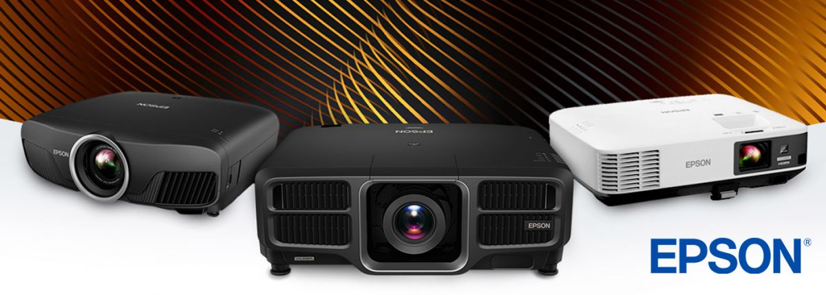 Epson Projectors at Gramophone
