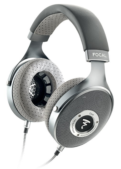 FOCAL CLEAR OPEN-BACK OVER-EAR HEADPHONE