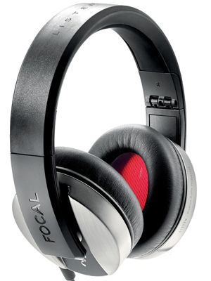 FOCAL foldable mobile closed-back headphones