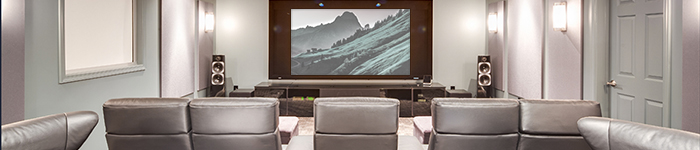 Gramophone Dedicated Home Theatre