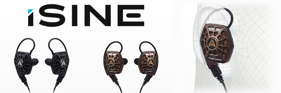 Audeze iSINE in-ear headphones