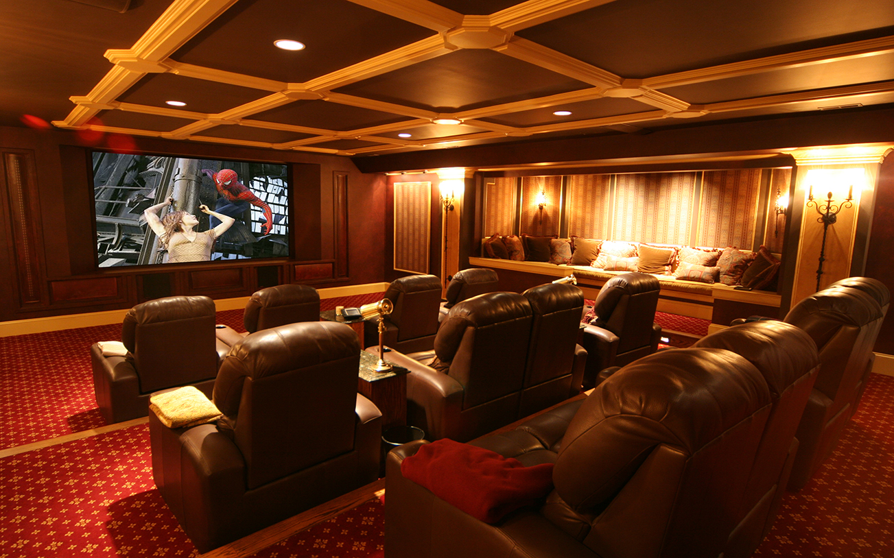 discover: home theater | gramophone